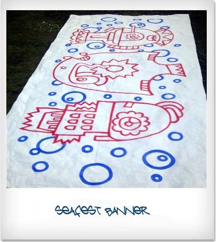 seafest banner